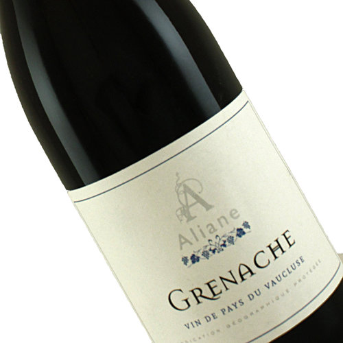 Aliane 2018 Grenache Vin De Pays du Vaucluse, France