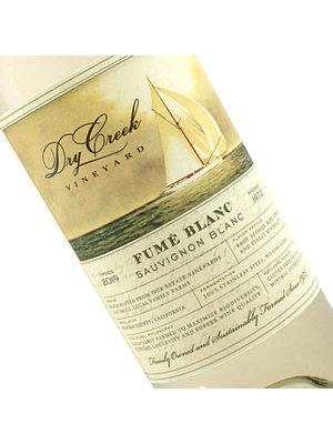 Dry Creek Vineyards 2019 Fume Blanc,  Dry Creek Valley, California
