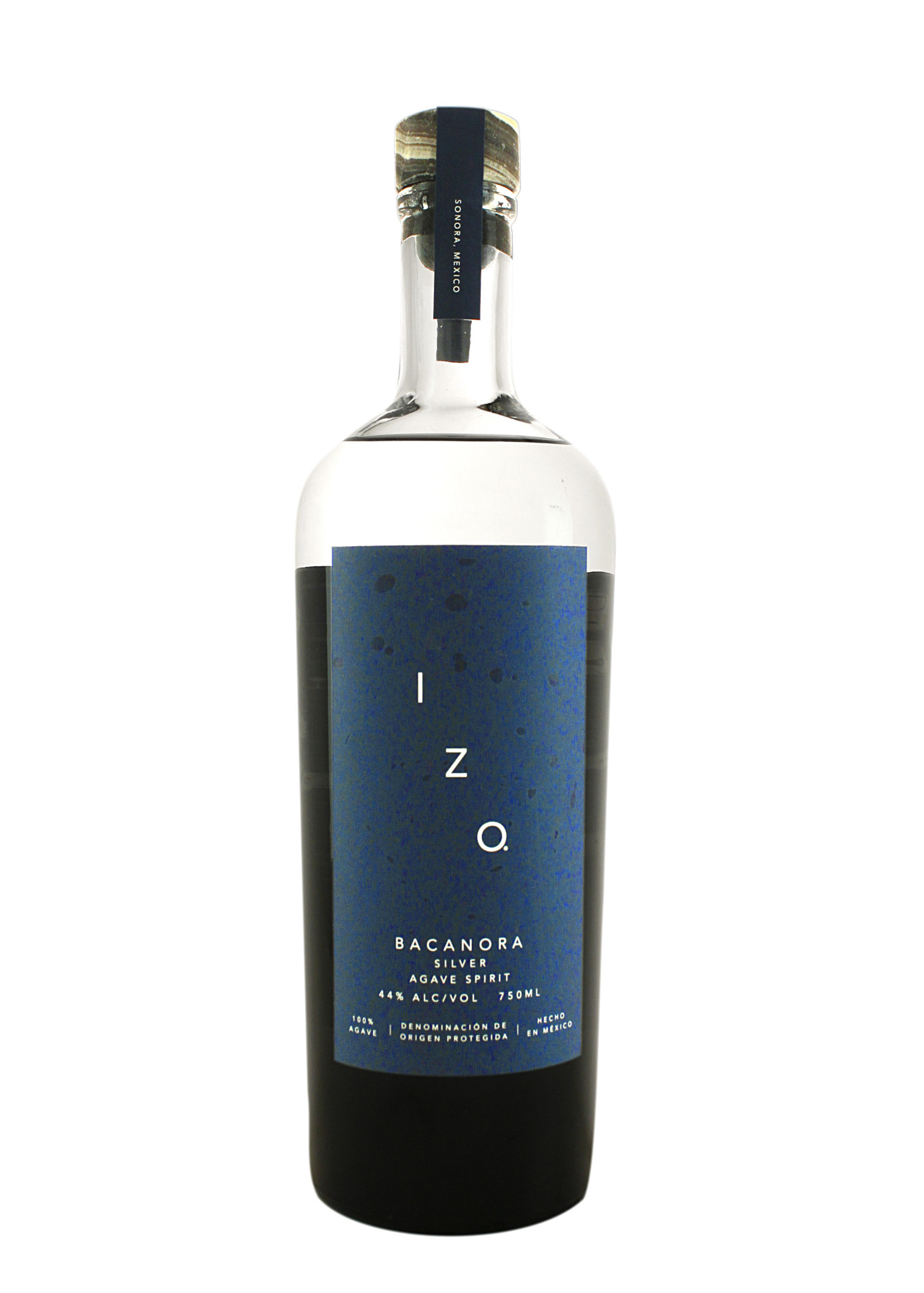 IZO Bacanora Silver Agave Spirit, Sonora, Mexico--APRIL'S SPIRIT OF THE MONTH!