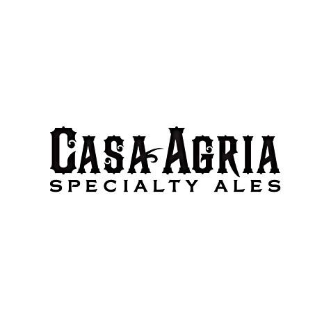 "Casa Agria ""Wagon Wheel"" Hazy IPA 16oz can- Oxnard, CA"