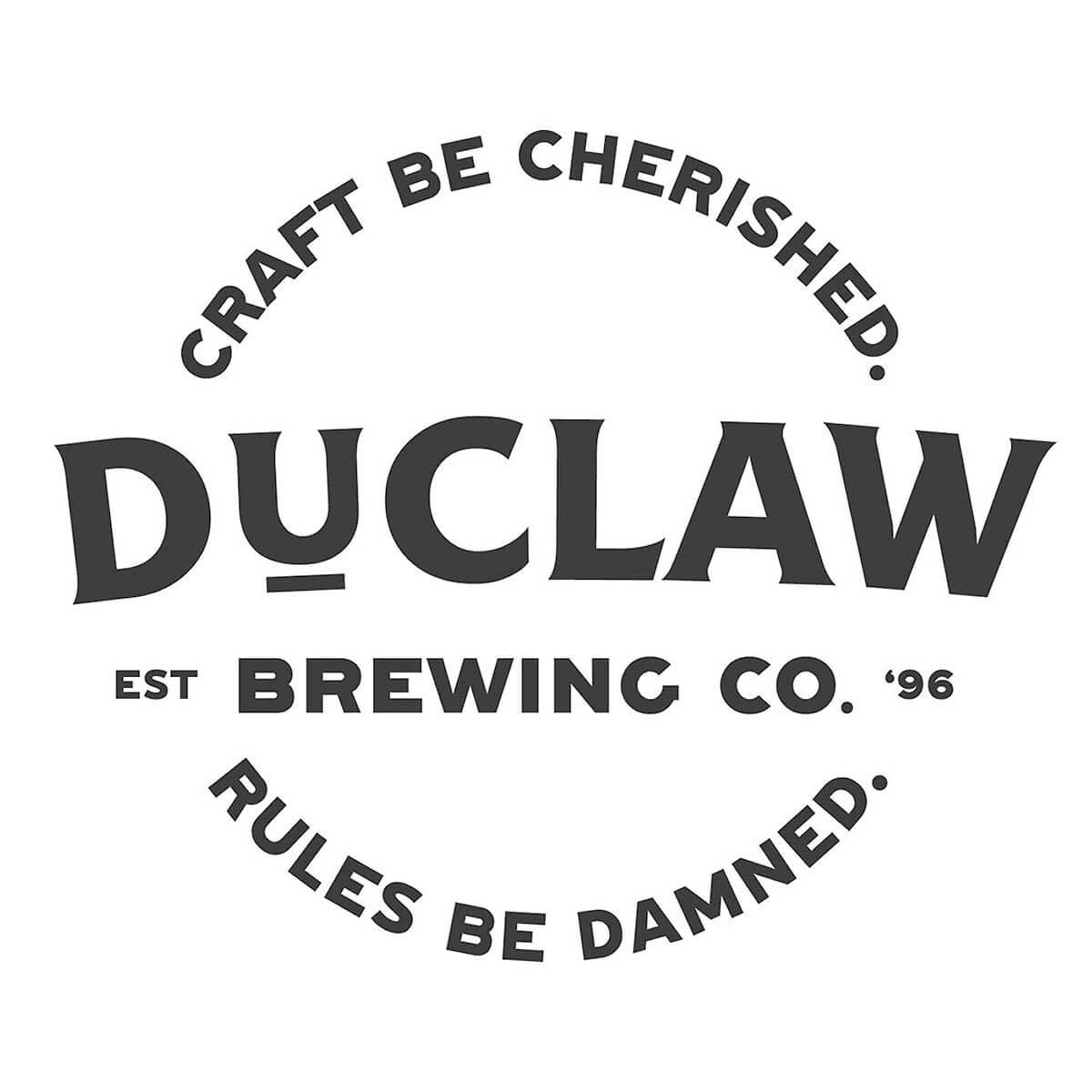 "Duclaw ""Strawberry sour"" 12oz"