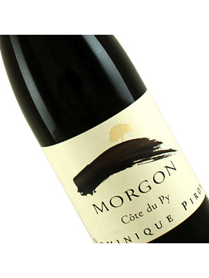 Domonique Piron 2016 Morgon Cru du Beaujolais, Half Bottle