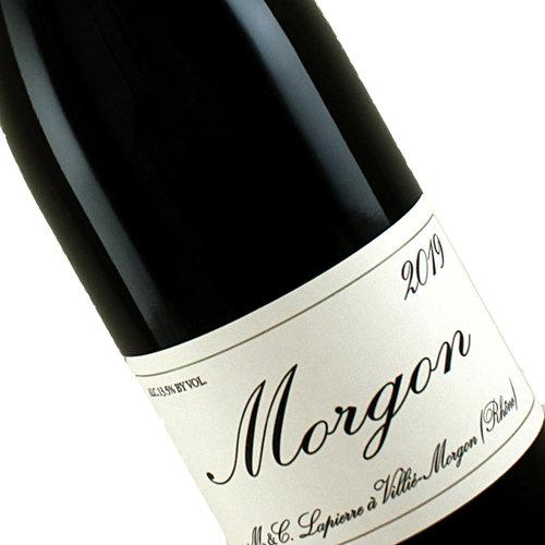 Marcel Lapierre 2019 Morgon, Cuvee N Beaujolais