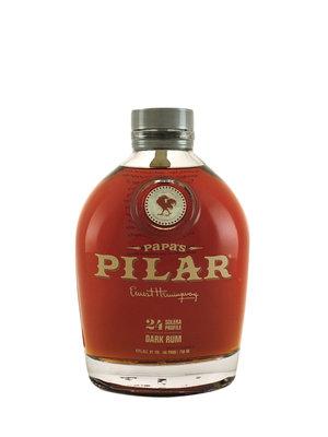 Papa's Pilar Dark Rum, Key West, Florida