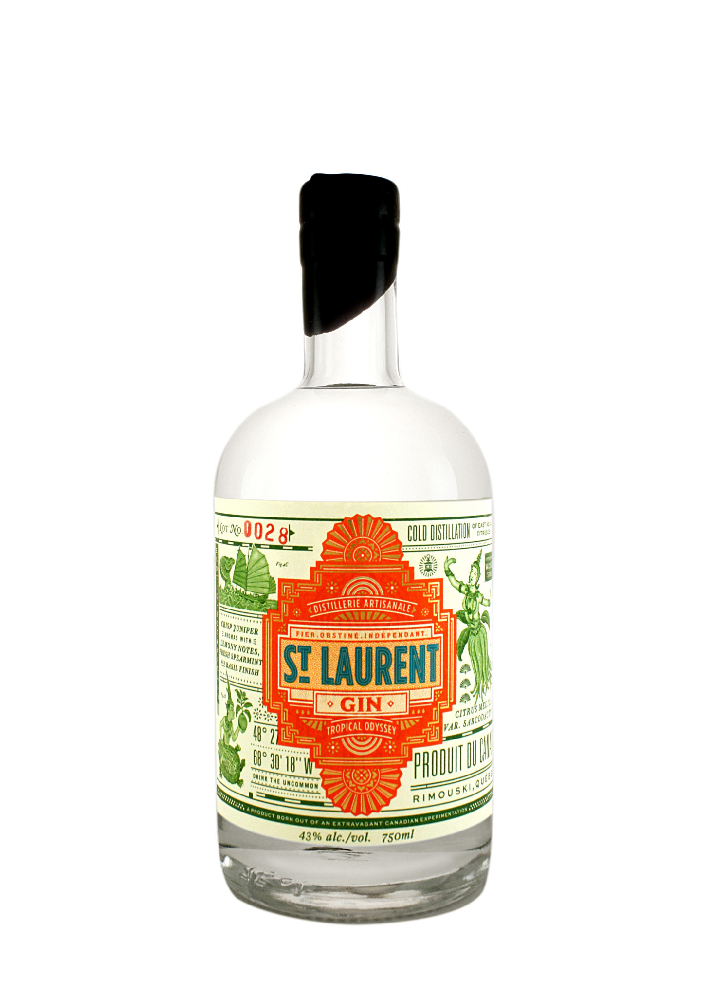 March's Spirit of the Month--A Thrilling Gin from Quebec