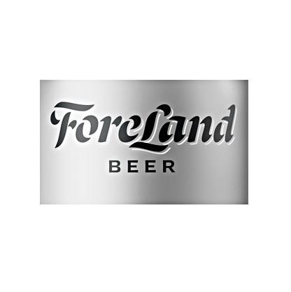 """ForeLand """"Senke"""" Westphalia pilsner 16oz can-McMinnville, OR"""
