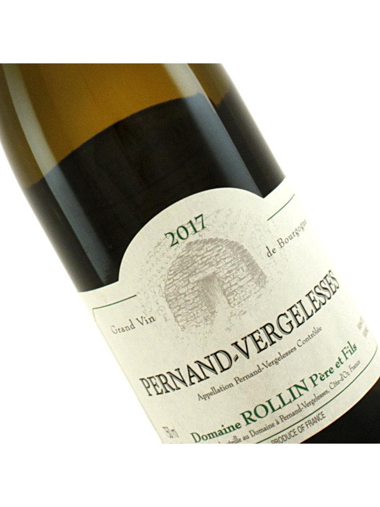 Domaine Rollin 2017 Pernand-Vergelesses, Burgundy