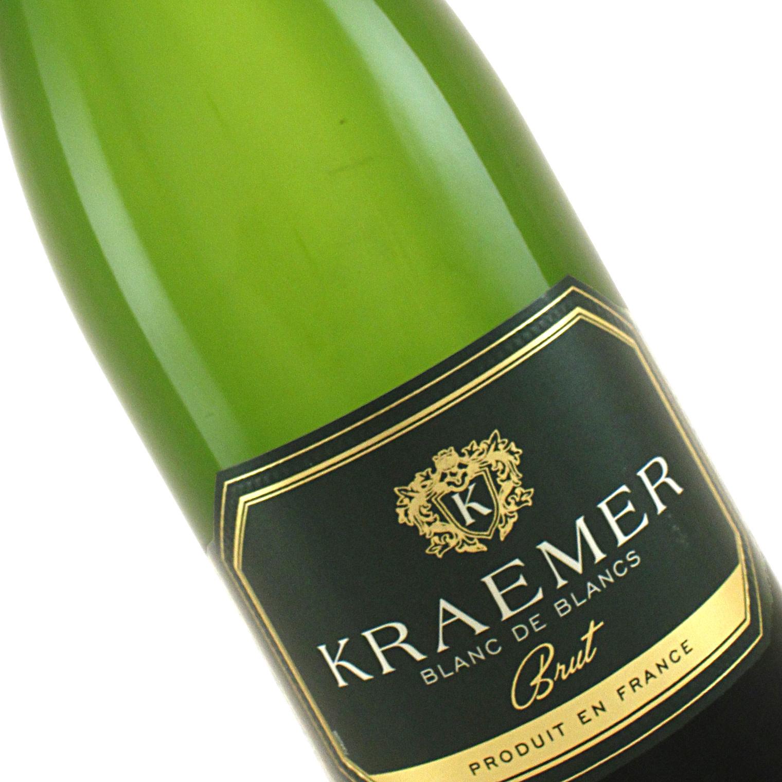 Kraemer NV Blanc de Blancs Brut Sparkling Wine, France