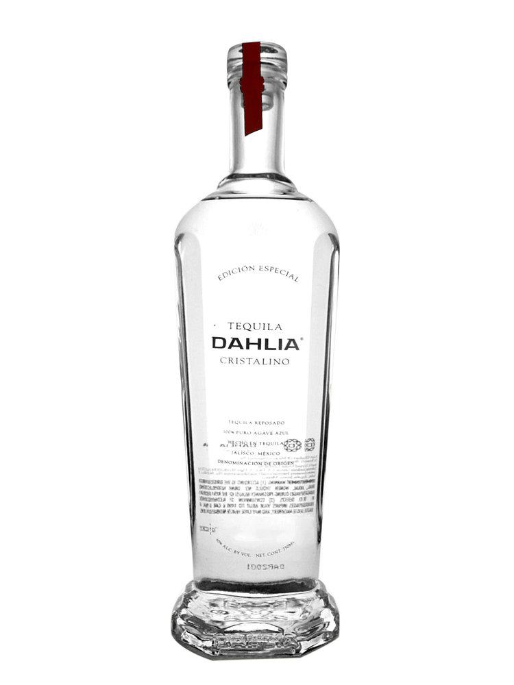 Dahlia Tequila Cristalino Reposado