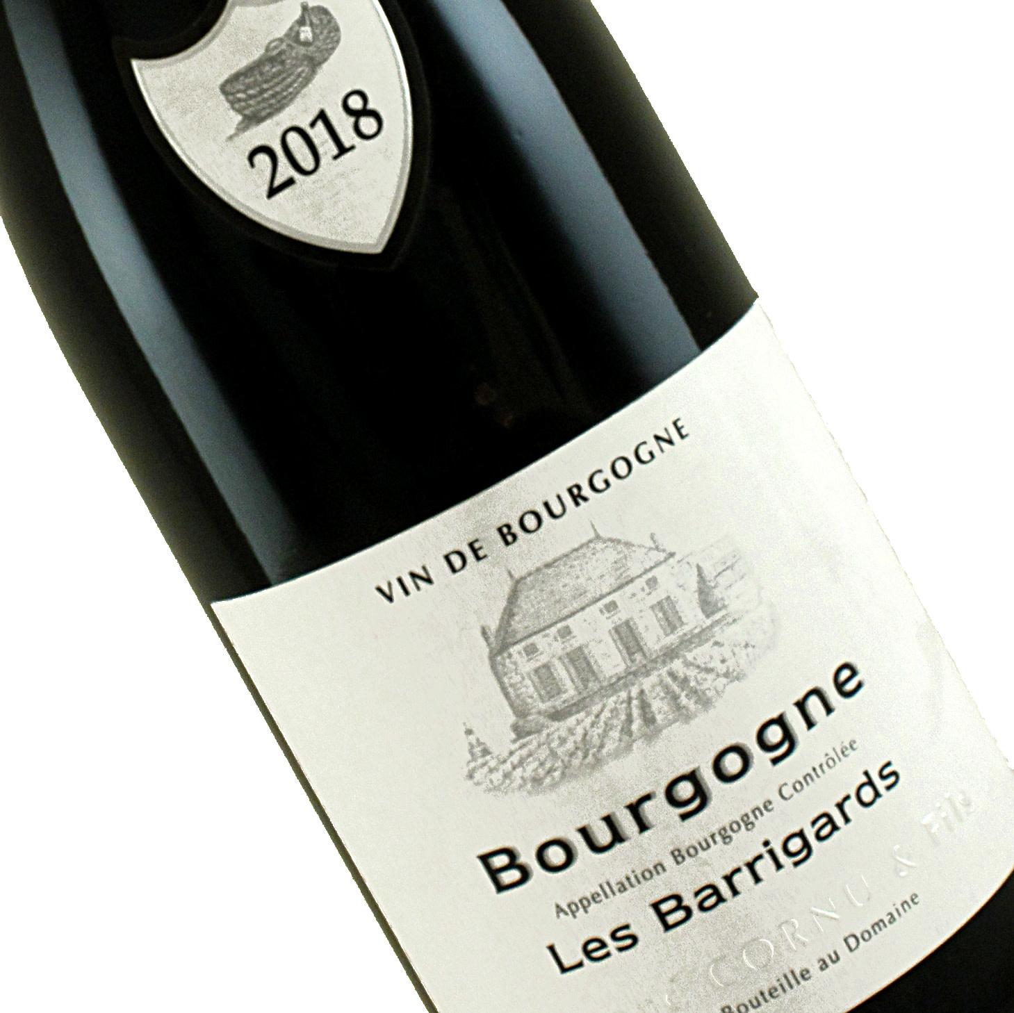"""Cornu 2018 Bourgogne """"Les Barrigards"""""""