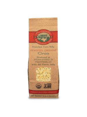 Montebello Organic Orzo Pasta 1 lb, Marche, Italy