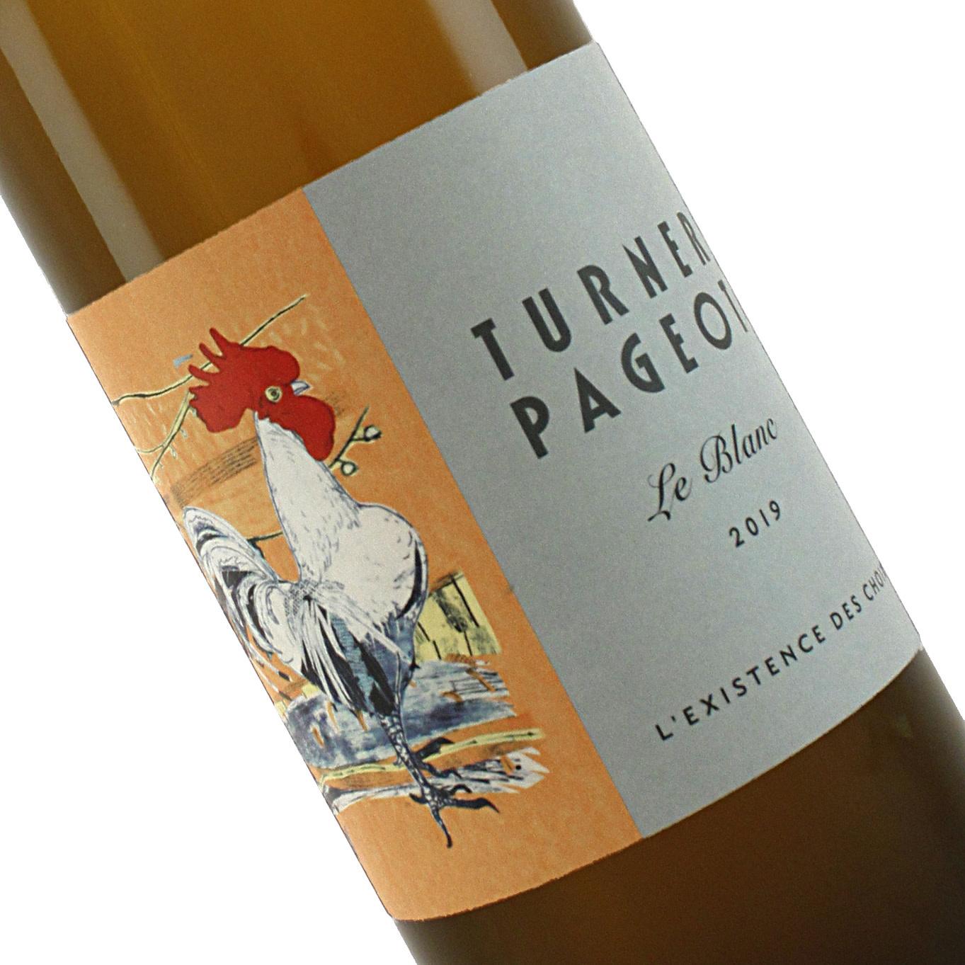 "Turner Pageot 2019 ""Le Blanc"" White Wine, France"