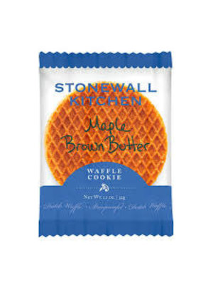 Stonewall Kitchen Waffle Cookie  Maple Brown Butter, 1.1 oz