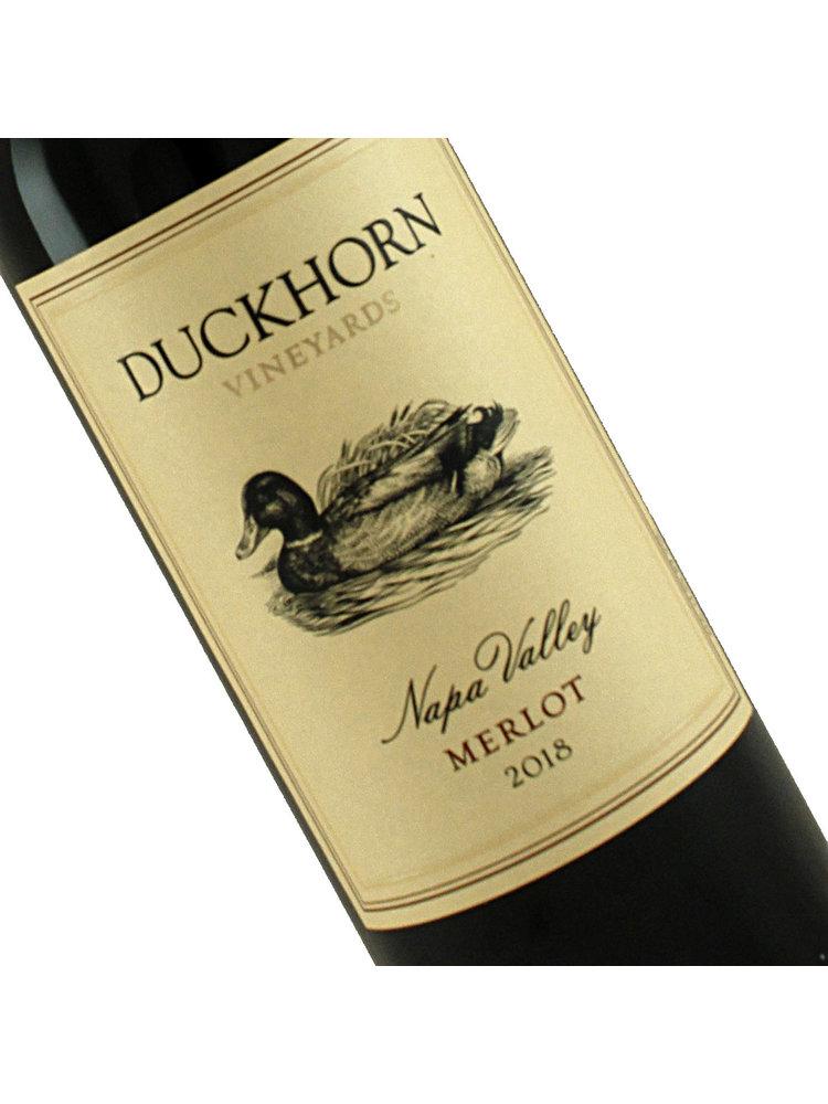 Duckhorn 2018 Merlot Napa Valley Half-Bottle