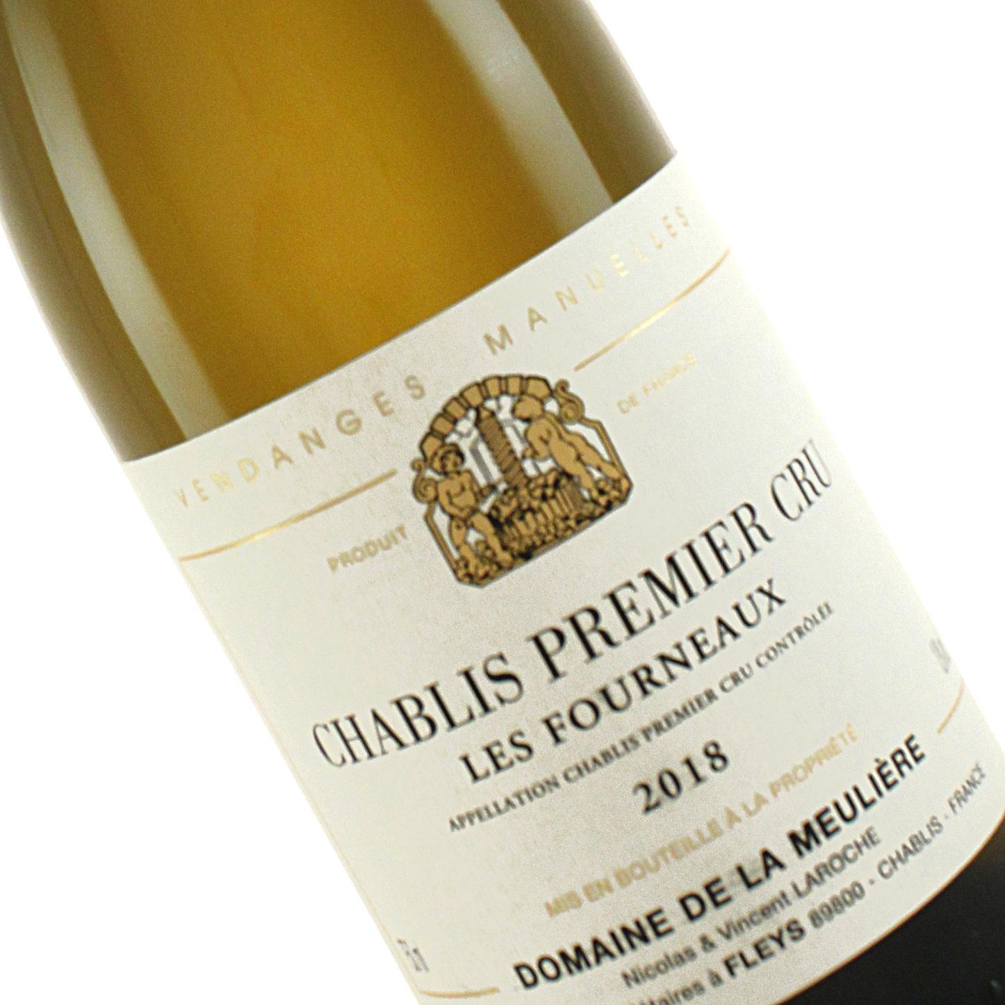 La Meuliere 2015 Chablis 1er Cru Les Fourneaux, Burgundy