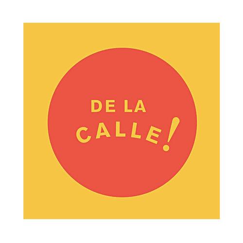 """De La Calle! """"Tepache-Picante-Mango/Chili"""" Tepache Non Alcoholic 12oz can- Mexico"""