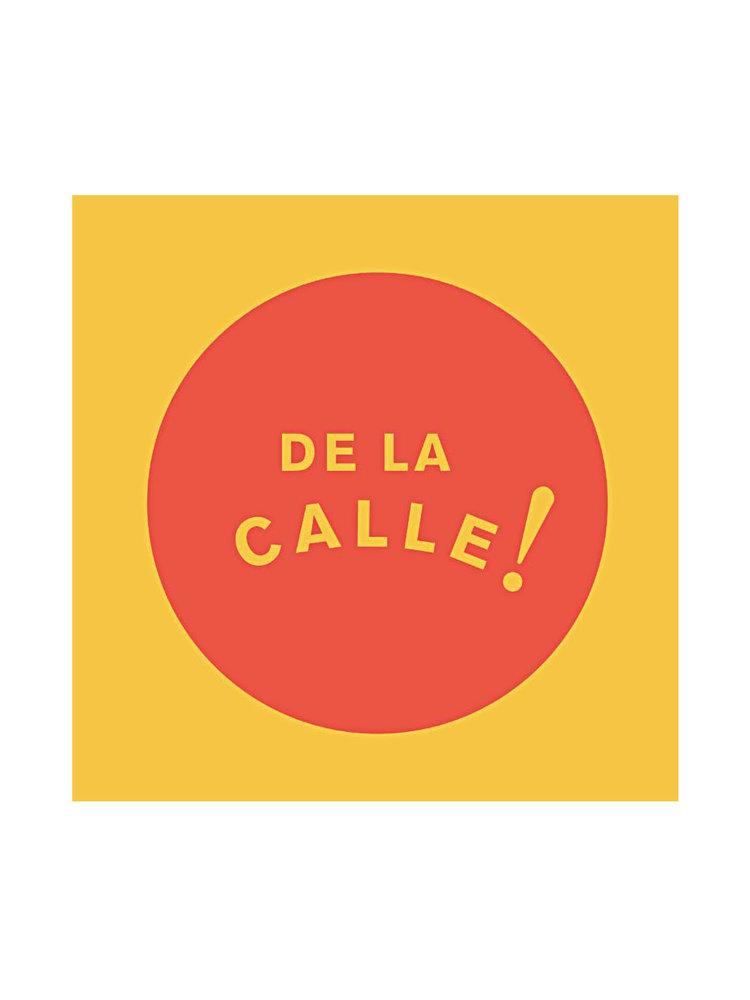 """De La Calle! """"Tepache-Picante-Mango/Chili"""" Tepache Non Alcoholic12oz can- Mexico"""