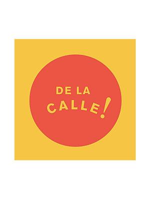 """De La Calle! """"Tepache:Original- Ginger/Apple"""" Tepache Non Alcoholic 12oz can-Mexico"""