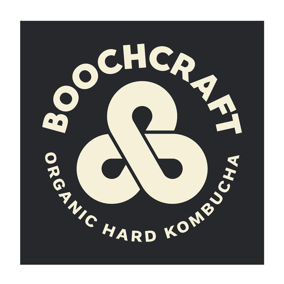 """Boochcraft """"Liquid Art Lab-Pineapple vanilla chai"""" Hard Kombucha 16oz can- Chula Vista, CA"""