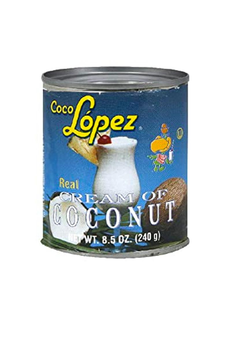 Coco Lopez Real Cream of Coconut, 8.5 oz