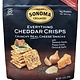 Sonoma Creamery Everything Cheddar Crisps