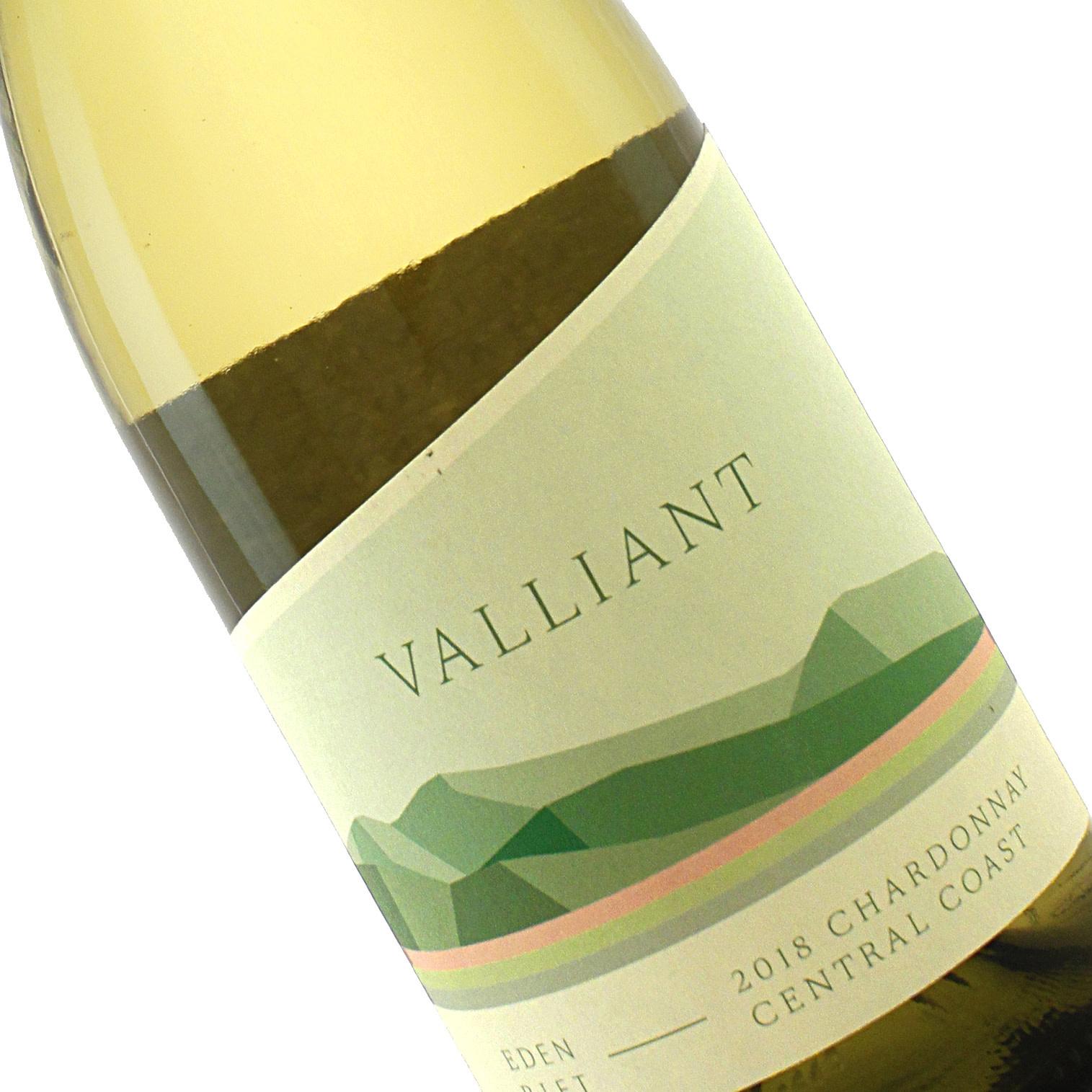 Eden Rift 2018 Chardonnay Valliant Vineyards, Central Coast