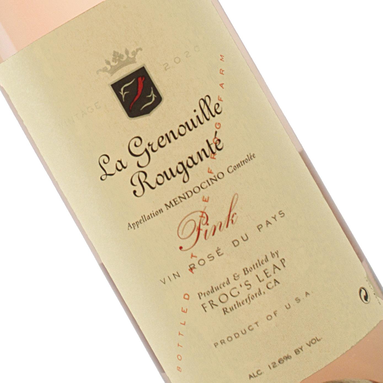 "Frog's Leap 2020 Vin Rose ""La Grenouille Rougante""  Mendocino"