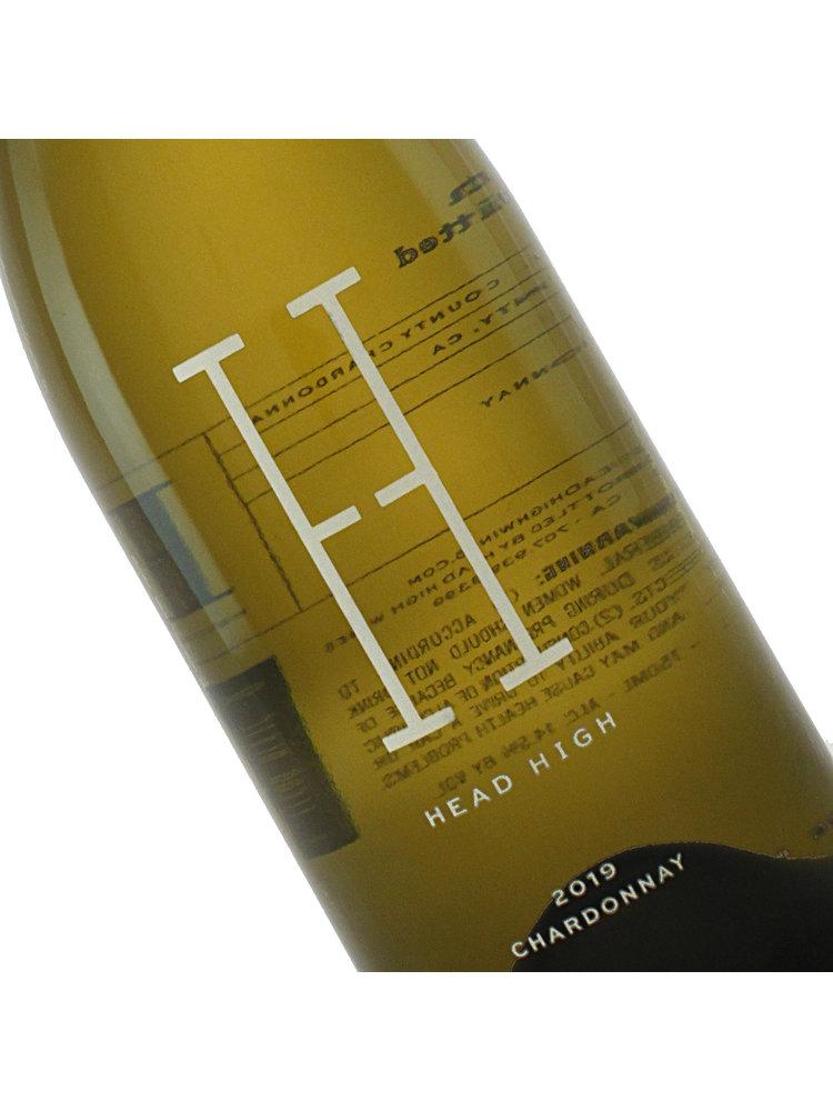 Head High 2019 Chardonnay Sonoma County