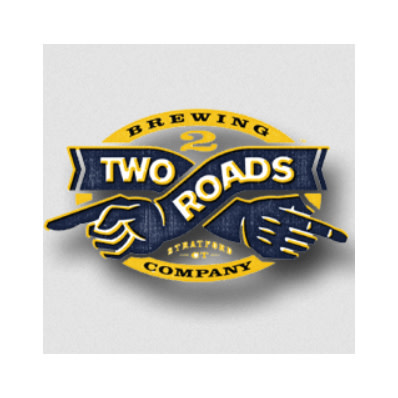 """Two Roads """"Peach Jam"""" Peach Ale with hibiscus 12oz can-Stratford, Connecticut"""