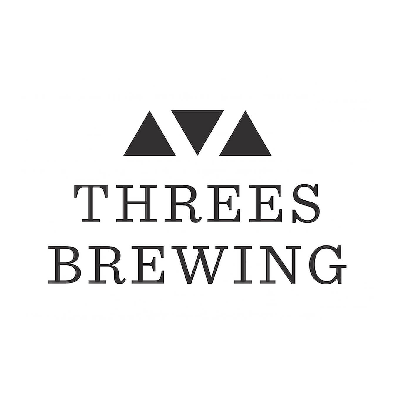 """Threes Brewing """"What Might Have Been"""" Helles Lager 16oz can- Brooklyn, NY"""
