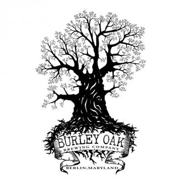 "Burley Oak ""Hi-Deas"" Hazy DIPA 16oz can- Berlin, Maryland"