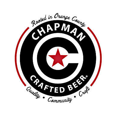 """Chapman Beer """"Zestbier"""" Dry Hopped Lager with citrus 16oz can- Orange, CA"""