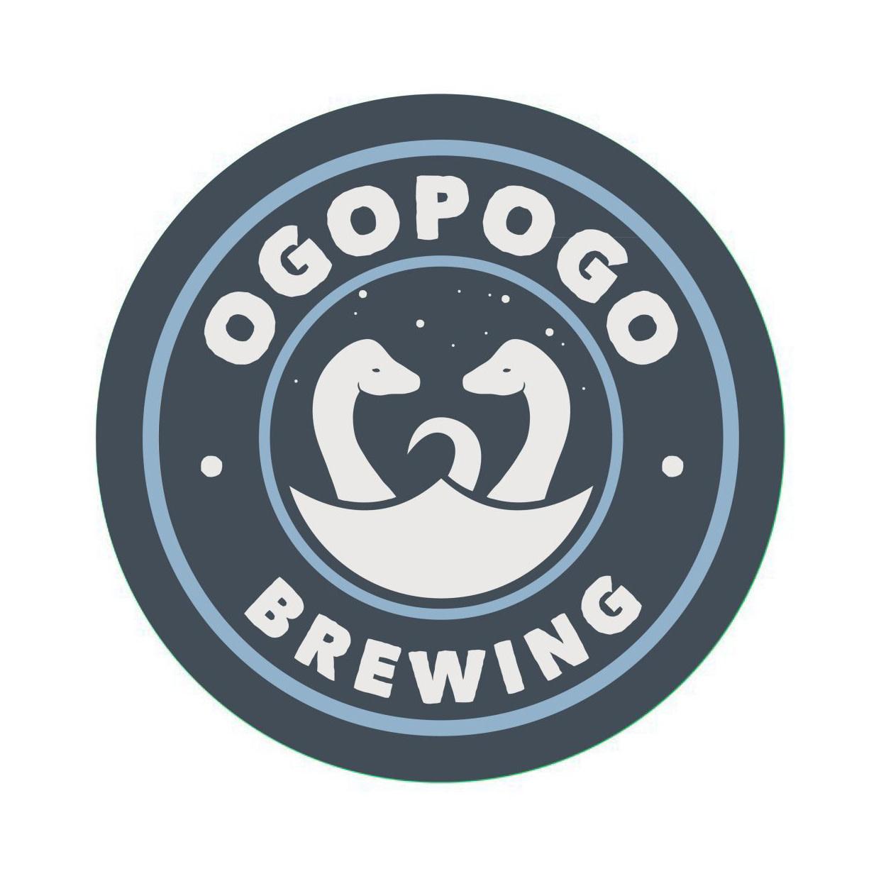 "Ogopogo Brewing ""The Reverse Orangutan-Shojo"" Golden Coffee Milk Stout 16oz cans-San Gabriel, CA"