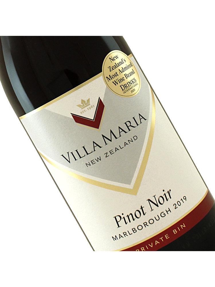 Villa Maria 2019 Pinot Noir Marlborough, New Zealand