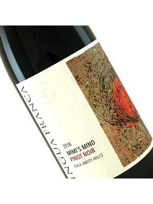 "Lingua Franca 2018 Pinot Noir ""Mimi's Mind"" Eola-Amity Hills, Oregon"
