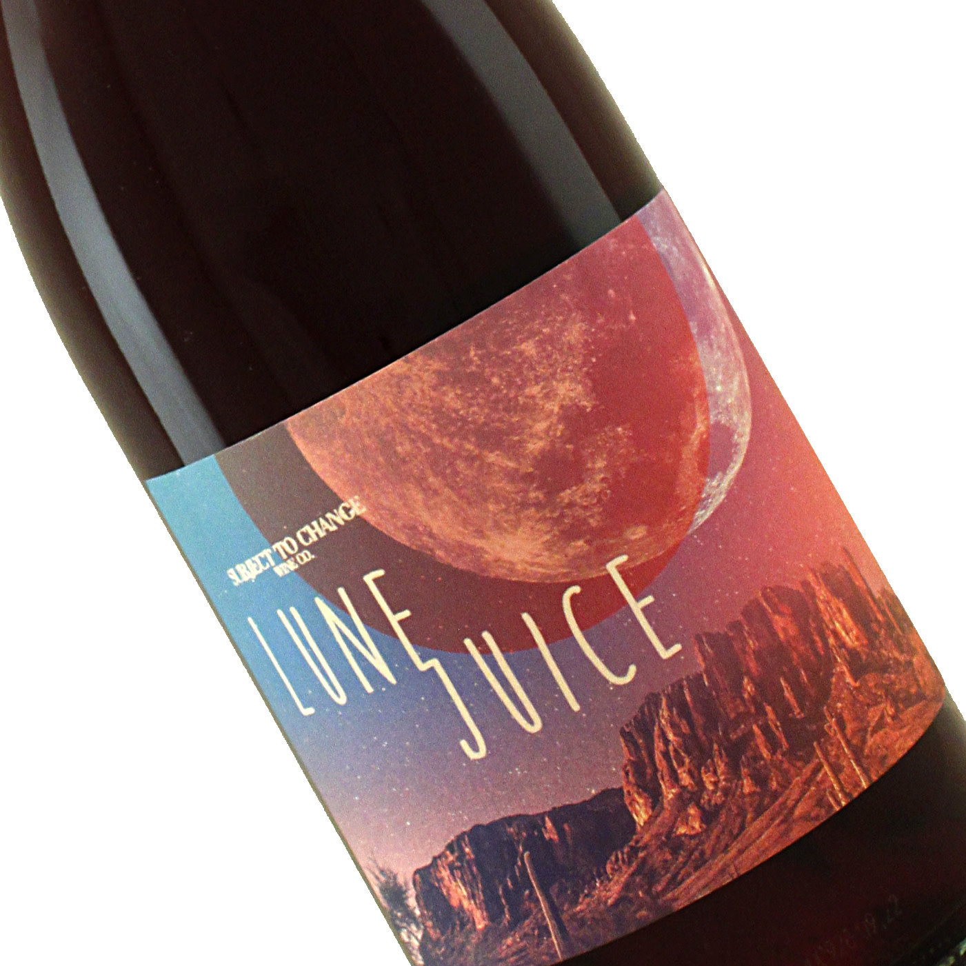 "Subject To Change 2020 Zinfandel ""Lune Juice"" Mendocino, CA"