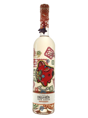 Chula Vista Tequila Reposado, Mexico