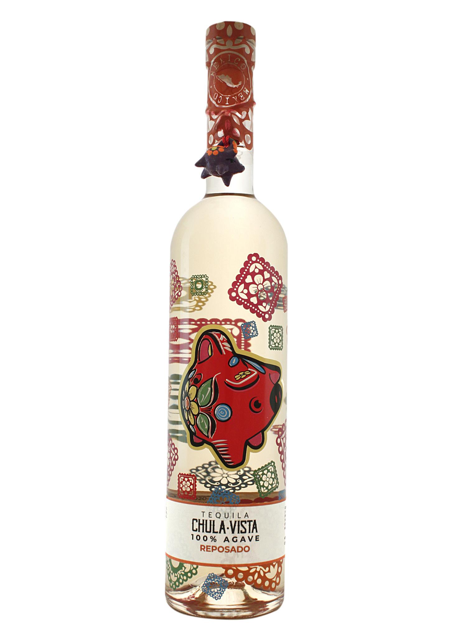 Chula Vista Tequila Reposado