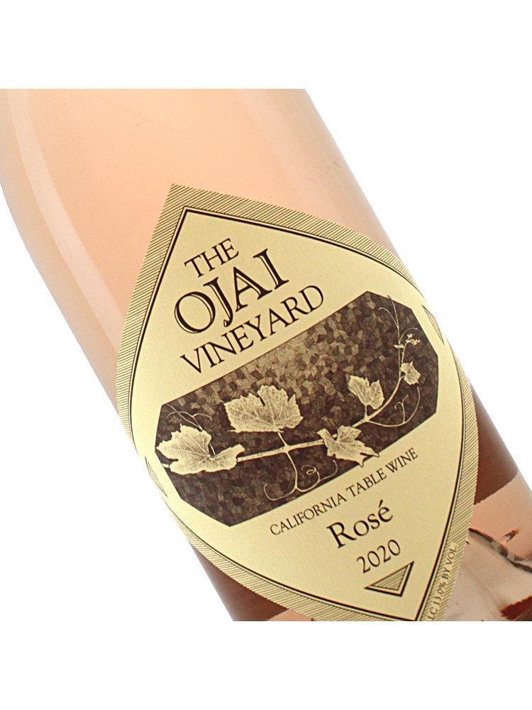 Ojai Vineyard 2020 Rose, California
