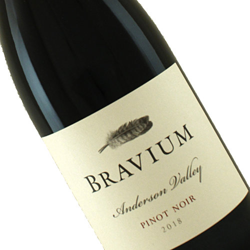 Bravium 2018 Pinot Noir Anderson Valley