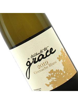 A Tribute to Grace 2019 Grenache Blanc Thompso Vineyard, Santa Ynez Valley