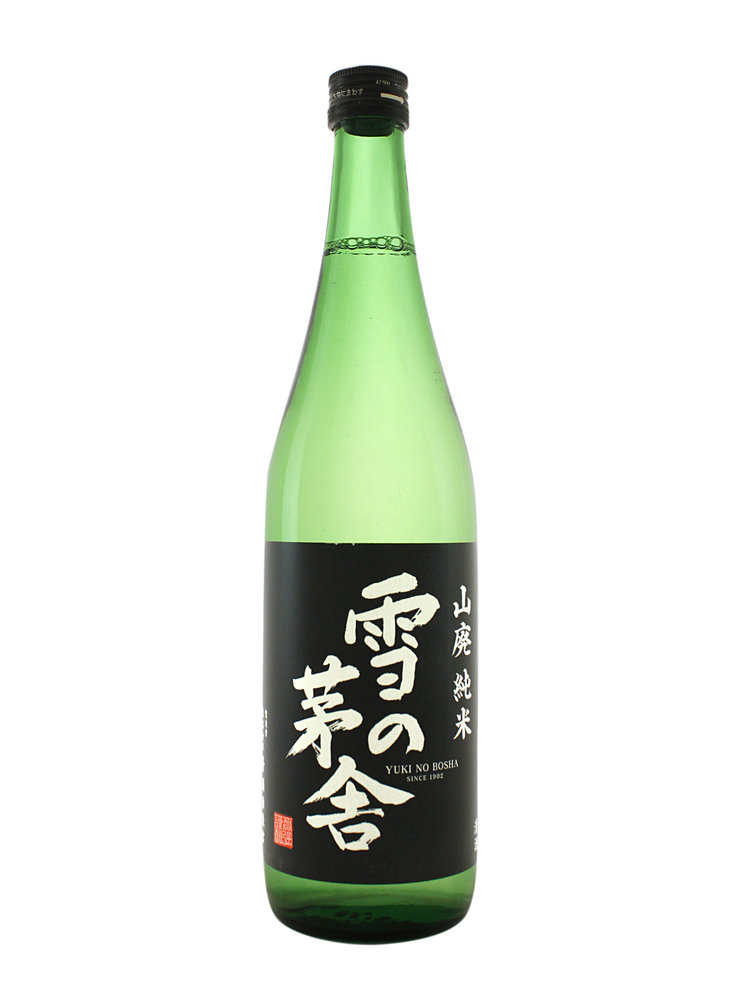 """Yuki No Bosha """"Cabin in the Snow"""" Yamahai Junmai 720ml."""