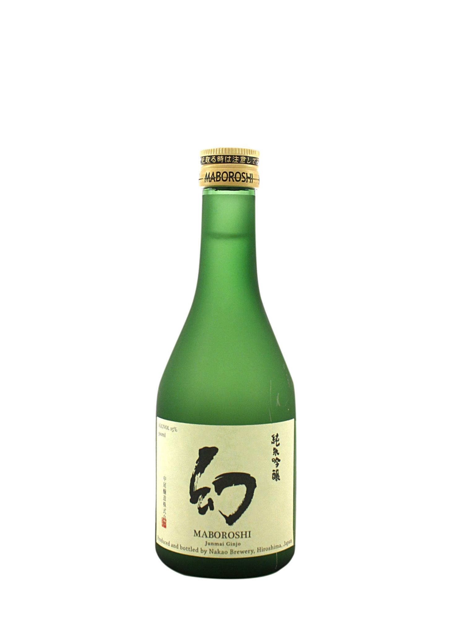 "Maboroshi ""Mystery"" Junmai Ginjo 300ml."