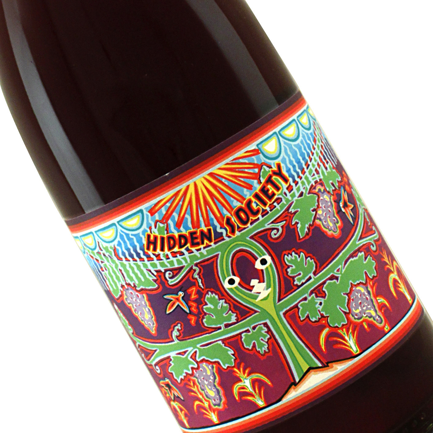 "Subject To Change 2020 Sangiovese ""Hidden Society"" Mendocino County"