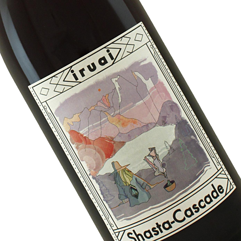 "Iruai 2020 ""Shasta Cascade"" Red Wine, California"
