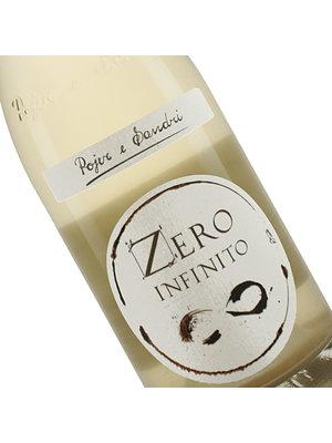 """Pojer e  Sandri N.V. """"Zero Infinito"""" Organic Sparkling White Wine, Trentino, Italy"""