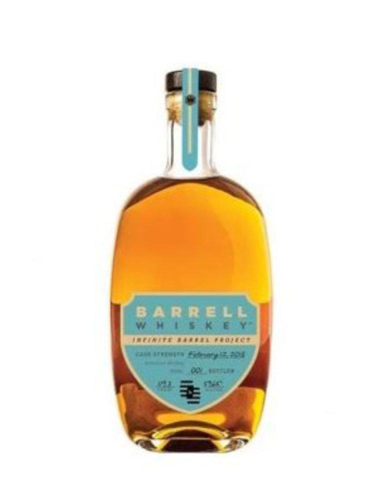 "Barrell ""Infinite Barrel"" Cask Strength American Whiskey"