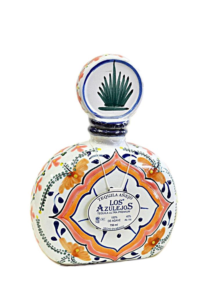 Los Azulejos Tequila Anejo Ultra Premium