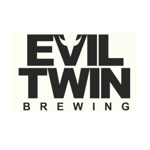 """Evil Twin Brewing """"Blue Raspberry"""" Sour IPA 16oz can"""