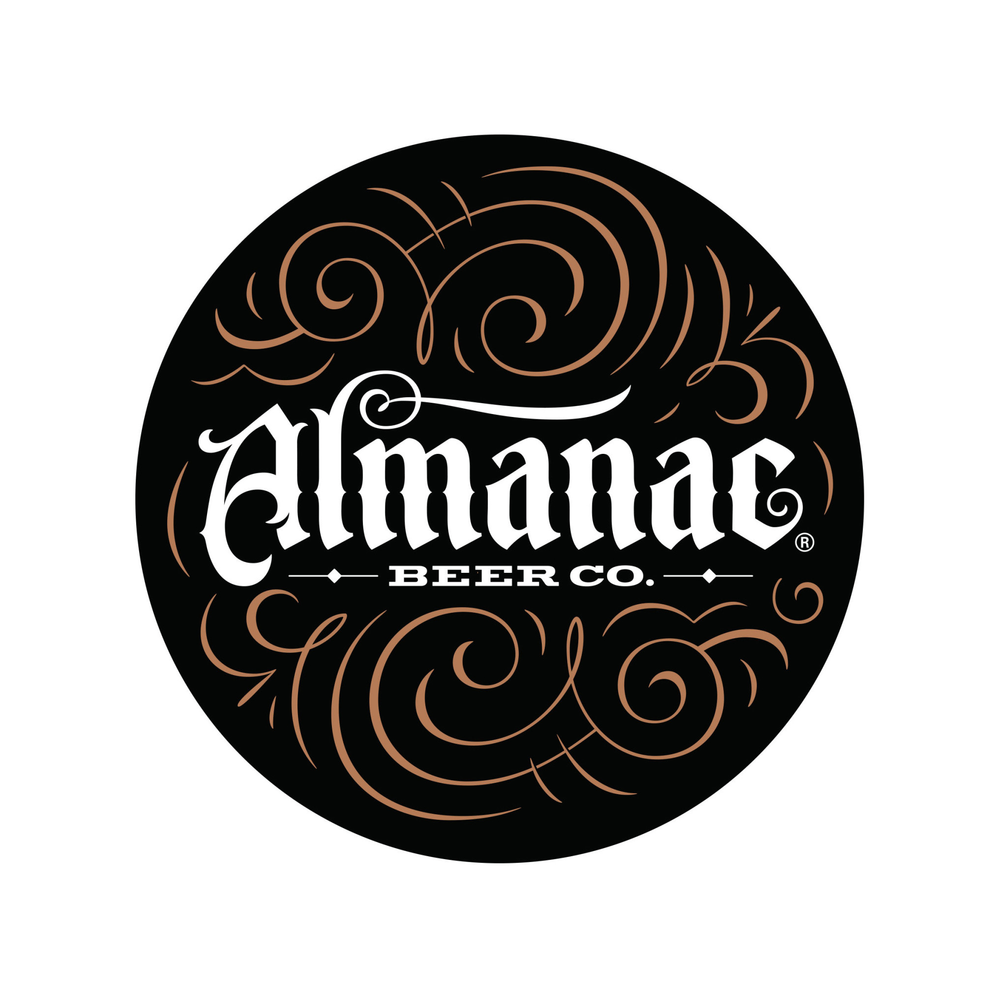 """Almanac Beer Co. """"Out With The New"""" West Coast IPA 16oz. can - Alameda, CA"""
